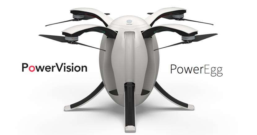 poweregg le nouveau drone en forme d 39 oeuf. Black Bedroom Furniture Sets. Home Design Ideas