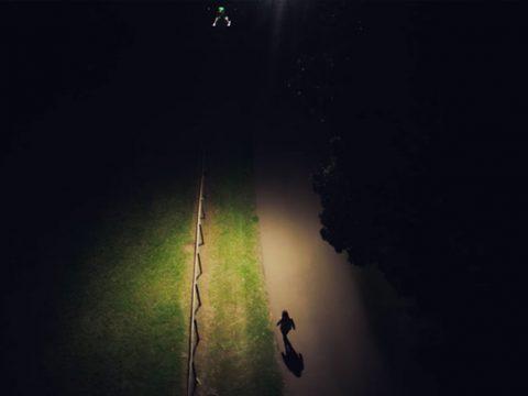 drone-lampadaire