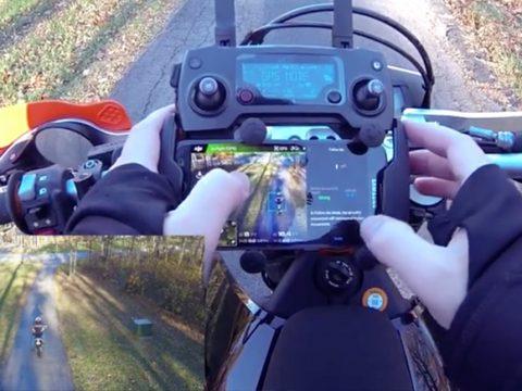 drone-moto-follow